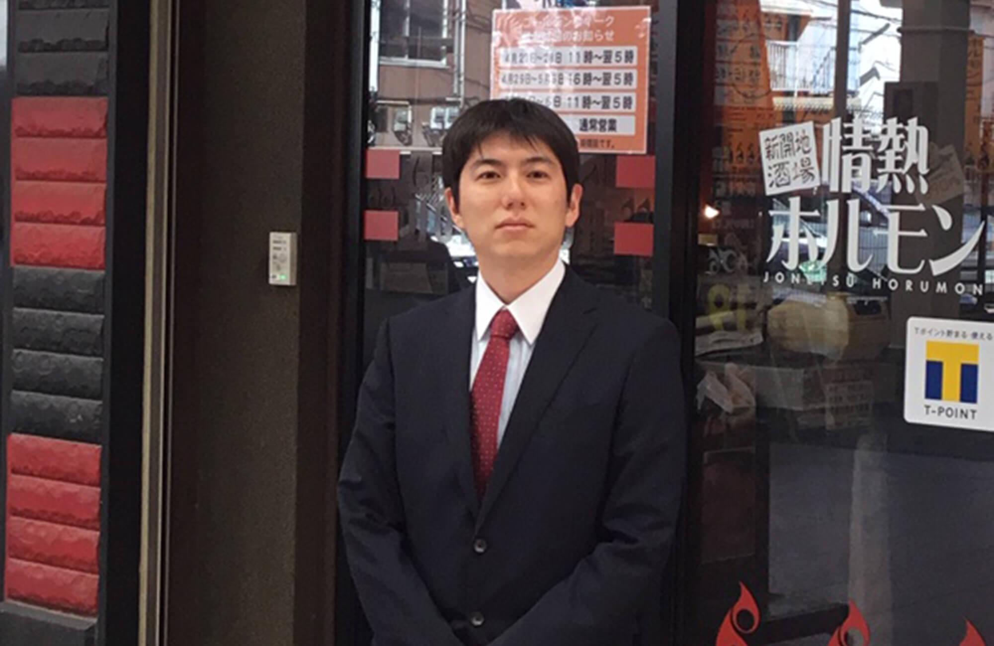 【株式会社どんたこ】代表取締役社長 瀬尾 祐介