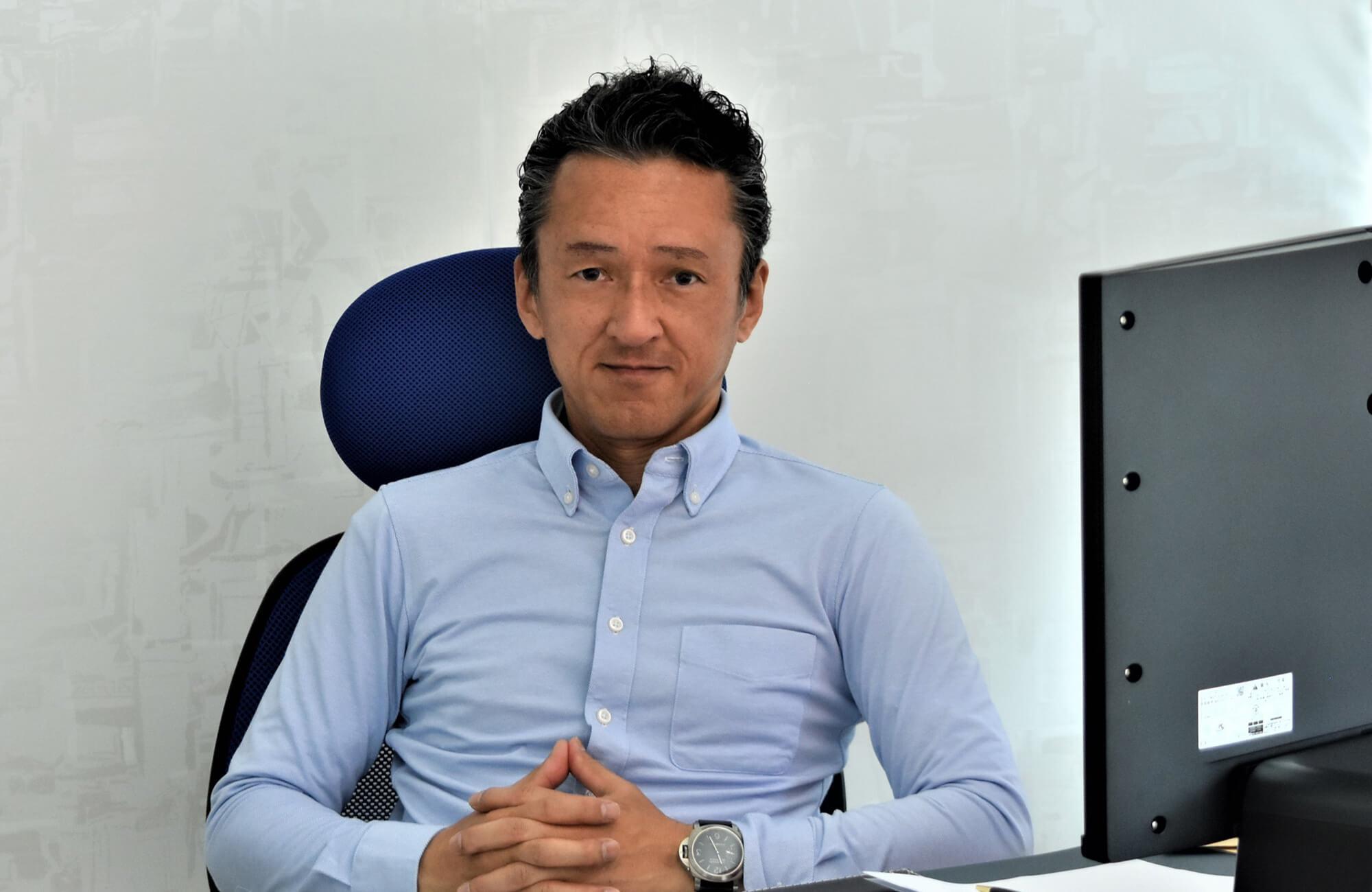【株式会社JHC】代表取締役社長 福島 一人